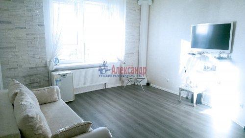 1-комнатная квартира (47м2) на продажу по адресу Комендантский пр., 53— фото 11 из 11