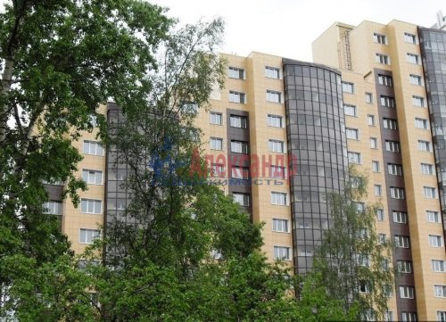 1-комнатная квартира (38м2) на продажу по адресу Металлострой пос., Центральная ул., 19— фото 1 из 8