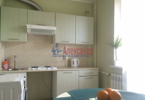 1-комнатная квартира (40м2) на продажу по адресу Новоколомяжский пр., 12— фото 3 из 6