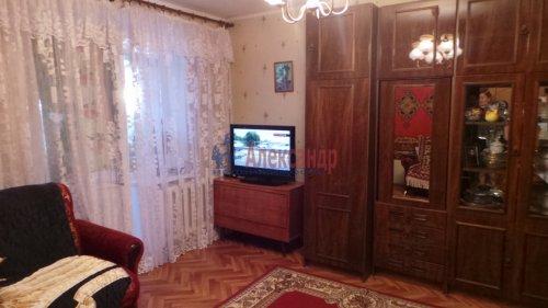 1-комнатная квартира (40м2) на продажу по адресу Рябово пгт., 5а— фото 1 из 4