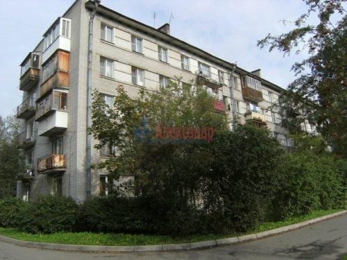 2-комнатная квартира (42м2) на продажу по адресу Павловск г., Мичурина ул., 28— фото 6 из 9