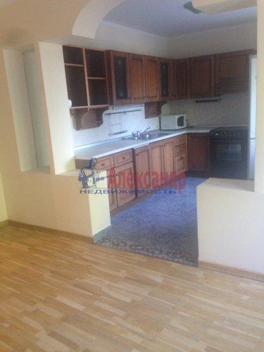 3-комнатная квартира (123м2) на продажу по адресу Просвещения пр., 14— фото 1 из 6