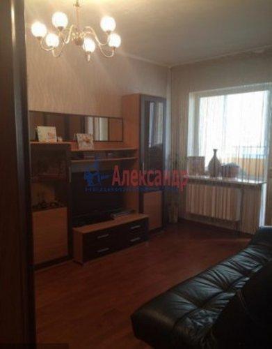 1-комнатная квартира (41м2) на продажу по адресу Науки пр., 17— фото 12 из 15