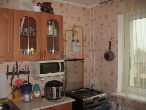 Комната в 3-комнатной квартире (55м2) на продажу по адресу Дубровка рп, Советская ул., 40— фото 1 из 6