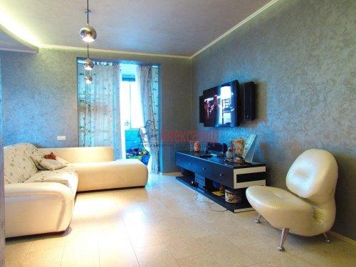 1-комнатная квартира (128м2) на продажу по адресу Приморский пр., 137— фото 1 из 19