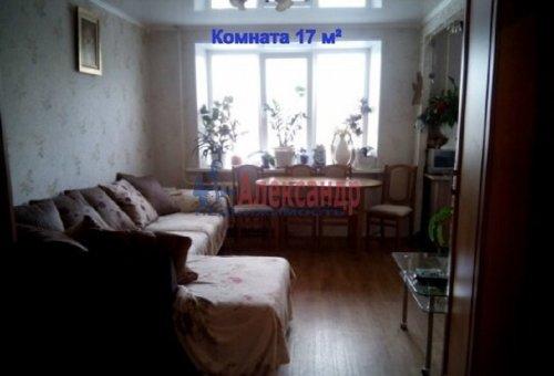 2-комнатная квартира (44м2) на продажу по адресу Выборг г., Тупиковая ул., 5— фото 2 из 10