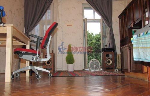 1-комнатная квартира (50м2) на продажу по адресу Лиговский пр., 175— фото 6 из 12
