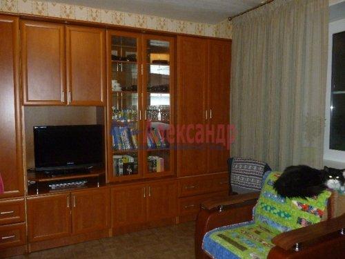 1-комнатная квартира (42м2) на продажу по адресу Камышовая ул., 56— фото 2 из 4