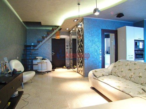 1-комнатная квартира (128м2) на продажу по адресу Приморский пр., 137— фото 2 из 19