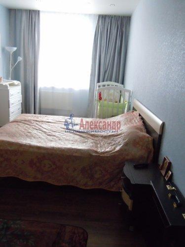 2-комнатная квартира (65м2) на продажу по адресу Комендантский пр., 51— фото 9 из 15