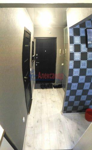 1-комнатная квартира (36м2) на продажу по адресу Мурино пос., Новая ул., 7— фото 2 из 18