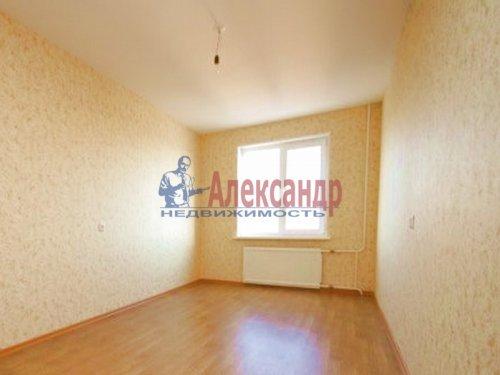 3-комнатная квартира (82м2) на продажу по адресу Шушары пос., Ленсоветовский тер., 25— фото 4 из 15
