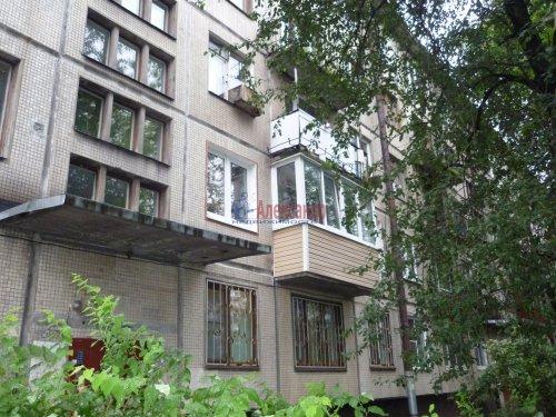 2-комнатная квартира (42м2) на продажу по адресу Краснопутиловская ул., 90— фото 2 из 18