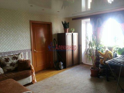 3-комнатная квартира (67м2) на продажу по адресу Выборг г., Кутузова бул., 7— фото 9 из 12