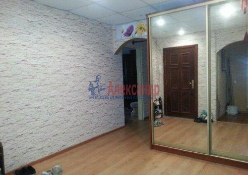 3-комнатная квартира (72м2) на продажу по адресу Коробицыно пос., 6— фото 4 из 15