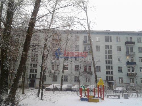 Комната в 3-комнатной квартире (74м2) на продажу по адресу Гранитная ул., 8— фото 5 из 6