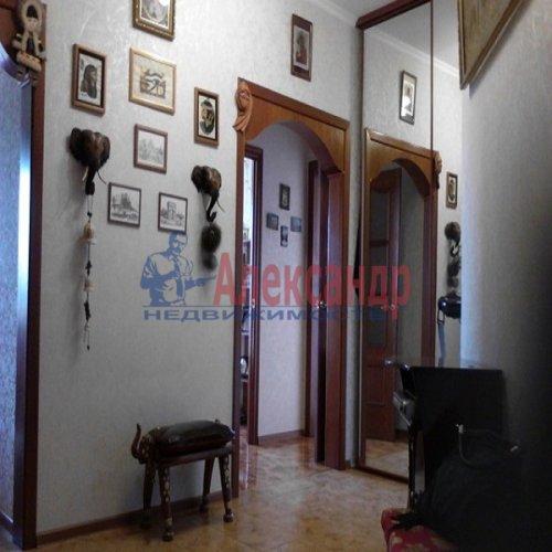 2-комнатная квартира (72м2) на продажу по адресу Наставников пр., 34— фото 6 из 10