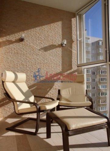 1-комнатная квартира (50м2) на продажу по адресу Науки пр., 17— фото 1 из 10
