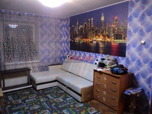 1-комнатная квартира (38м2) на продажу по адресу Кустодиева ул., 14— фото 1 из 9