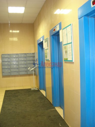 1-комнатная квартира (40м2) на продажу по адресу Вавиловых ул., 9— фото 9 из 20