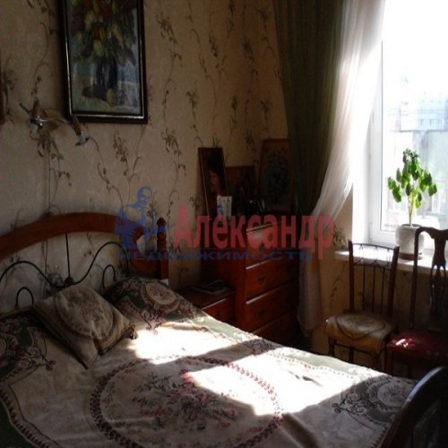 2-комнатная квартира (72м2) на продажу по адресу Наставников пр., 34— фото 8 из 10