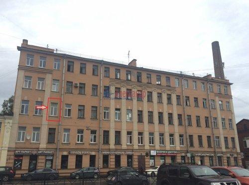 Комната в 3-комнатной квартире (68м2) на продажу по адресу Уральская ул., 15— фото 6 из 12