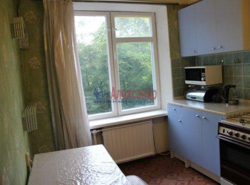 1-комнатная квартира (31м2) на продажу по адресу Софьи Ковалевской ул., 5— фото 7 из 9