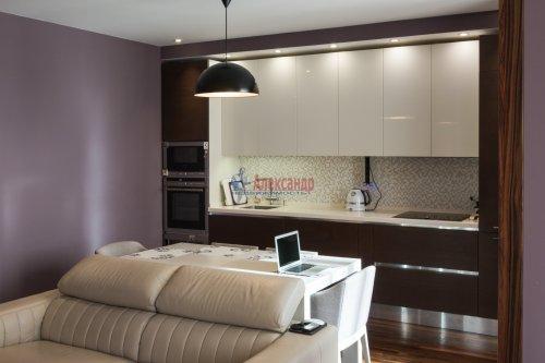 3-комнатная квартира (113м2) на продажу по адресу Выборгское шос., 15— фото 1 из 22