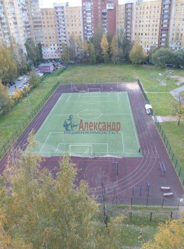 1-комнатная квартира (39м2) на продажу по адресу Ленинский пр., 75— фото 11 из 12