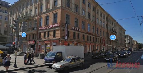 4-комнатная квартира (92м2) на продажу по адресу Садовая ул., 42— фото 1 из 3