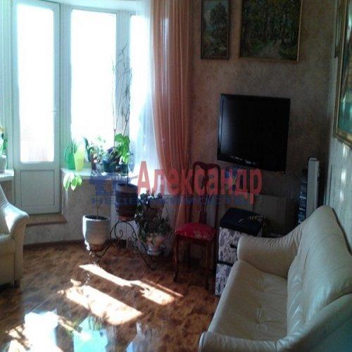 2-комнатная квартира (72м2) на продажу по адресу Наставников пр., 34— фото 9 из 10