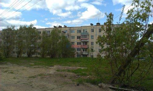 1-комнатная квартира (35м2) на продажу по адресу Первомайское пос., Ленина ул., 67— фото 1 из 8