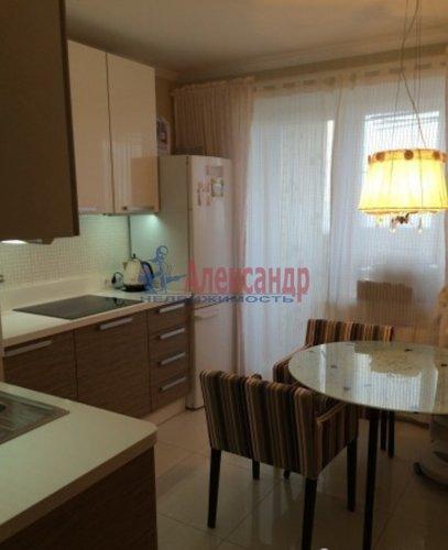 1-комнатная квартира (36м2) на продажу по адресу Бутлерова ул., 40— фото 1 из 18
