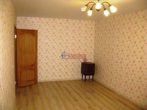 1-комнатная квартира (42м2) на продажу по адресу Шушары пос., Пушкинская ул., 26— фото 3 из 10