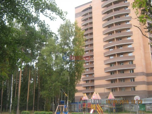 2-комнатная квартира (63м2) на продажу по адресу Сертолово г., Молодцова ул., 2— фото 1 из 1