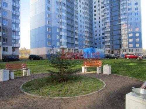1-комнатная квартира (36м2) на продажу по адресу Всеволожск г., Малиновского ул., 12— фото 2 из 5