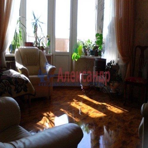 2-комнатная квартира (72м2) на продажу по адресу Наставников пр., 34— фото 10 из 10