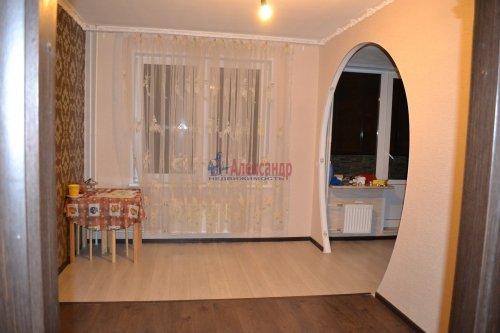 3-комнатная квартира (76м2) на продажу по адресу Новое Девяткино дер., Флотская ул., 7— фото 1 из 16