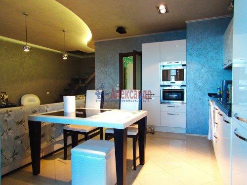 1-комнатная квартира (128м2) на продажу по адресу Приморский пр., 137— фото 7 из 19