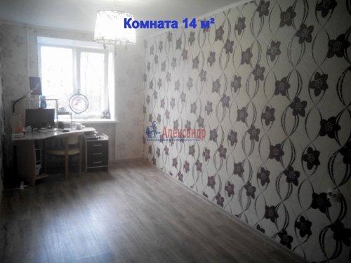 2-комнатная квартира (44м2) на продажу по адресу Выборг г., Тупиковая ул., 5— фото 3 из 10
