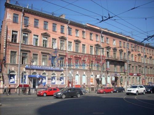 4-комнатная квартира (94м2) на продажу по адресу Владимирский пр., 15— фото 1 из 9