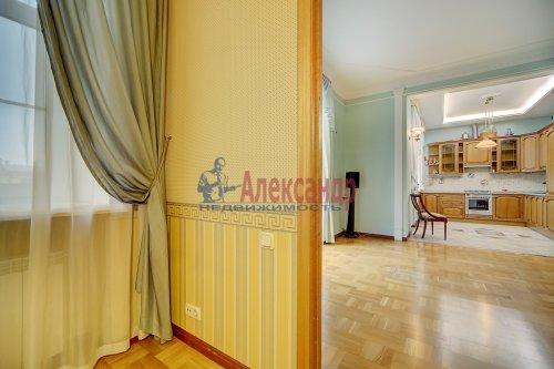 3-комнатная квартира (96м2) на продажу по адресу Краснопутиловская ул., 13— фото 9 из 14