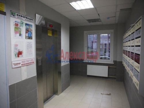 1-комнатная квартира (36м2) на продажу по адресу Всеволожск г., Малиновского ул., 12— фото 5 из 5