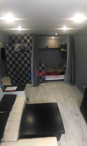 1-комнатная квартира (36м2) на продажу по адресу Мурино пос., Новая ул., 7— фото 5 из 18