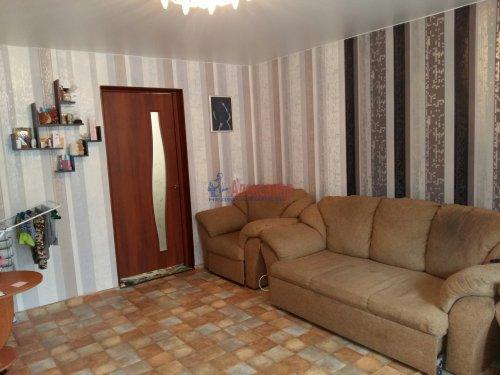 2 комнаты в 3-комнатной квартире (58м2) на продажу по адресу Сертолово г., Молодцова ул., 8— фото 5 из 17