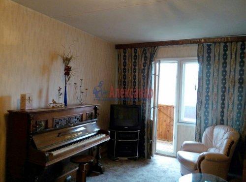1-комнатная квартира (39м2) на продажу по адресу Ленинский пр., 75— фото 3 из 12
