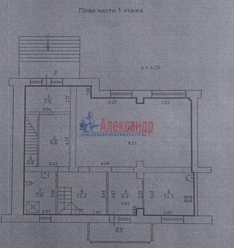 5-комнатная квартира (267м2) на продажу по адресу Стрельна г., Нагорная ул., 23— фото 4 из 8