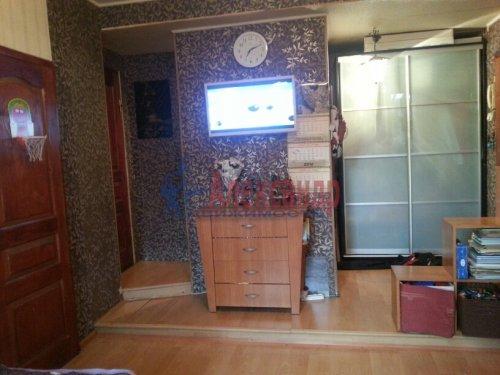 1-комнатная квартира (38м2) на продажу по адресу Обуховской Обороны пр., 289— фото 1 из 11