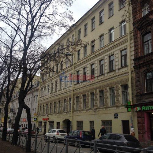 2 комнаты в 4-комнатной квартире (85м2) на продажу по адресу Клинский пр., 21— фото 1 из 7