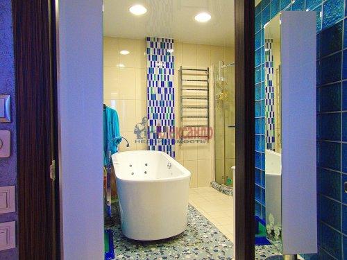 1-комнатная квартира (128м2) на продажу по адресу Приморский пр., 137— фото 9 из 19